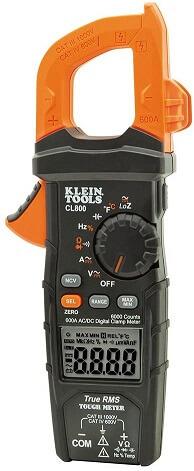 Klein Tools Clamp Meter