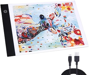 Kusmil A4 LED Light Box