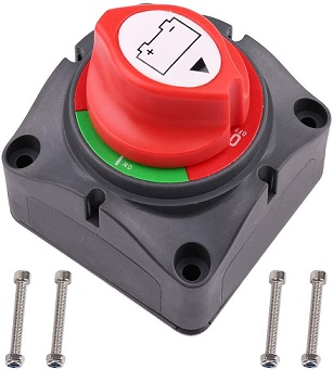 LotFancy Battery Disconnect Switch