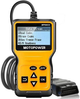 MOTOPOWER MP69033 OBD2 Scanner