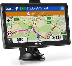 OHREX GPS Navigator