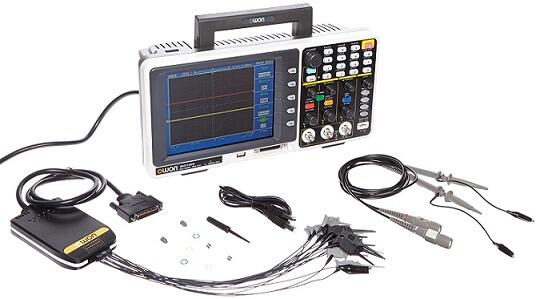 Owon MSO7102TD Digital Mixed Signal Oscilloscope