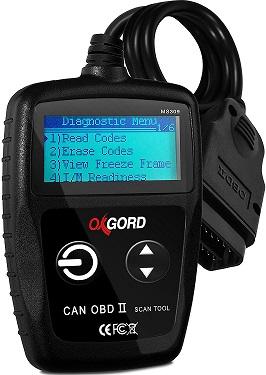 OxGord OBD2 Scanner