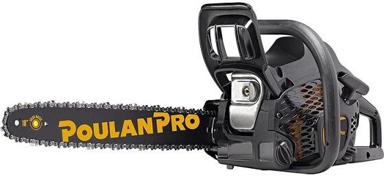 Poulan Pro Gas Chainsaw