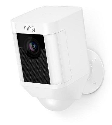 Ring Spotlight Ring Security Camera
