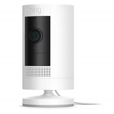 Ring Stick Up Ring Security Camera