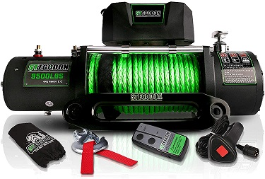 STEGODON New 9500 lbs Electric Winch