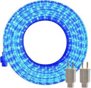 SURNIE Blue LED Lights