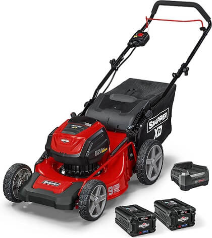 Snapper Electric Lawn Mower