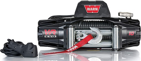 WARN 103252 VR 10000 lbs Electric Winch