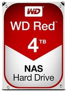 Western Digital WD40EFRX 6TB NAS Internal Hard Drive