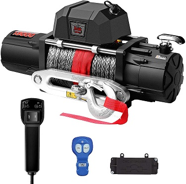 ZEAK 13000 lbs Premium Electric Winch