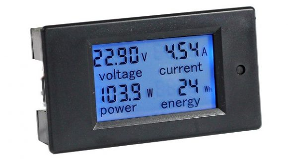 bayite DC 6.5-100V 0-100A LCD Display