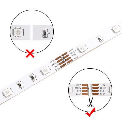Is It Possible To Break LED Strip Lights
