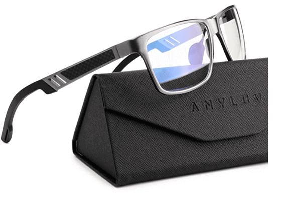 ANYLUV Gaming Glasses