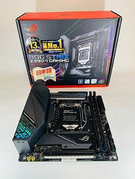 ASUS ROG Strix Z390-I Motherboard