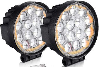 AUTOSAVER88 4-Inch Led Pods