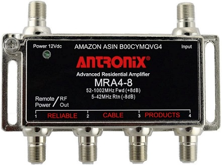 Antronix TV Antenna Preamplifier