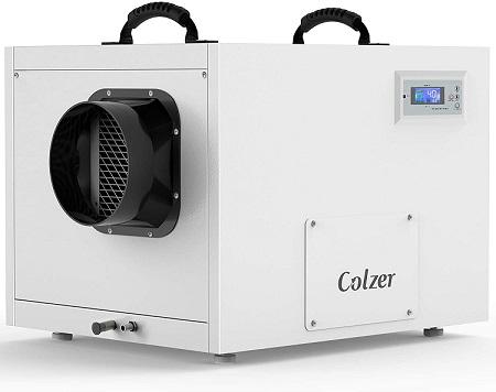 COLZER Crawl Space Dehumidifier