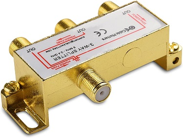 Cable Matters 3 way Cable Splitter