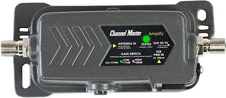 Channel Master TV Antenna Preamplifier