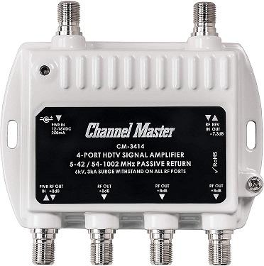 Channel Master Ultra Mini TV Antenna Preamplifier