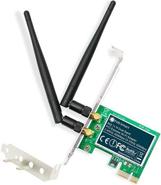 FebSmart N600 PCle Wifi Card