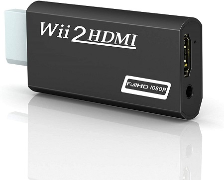 Goodeliver Wii to HDMI Converter