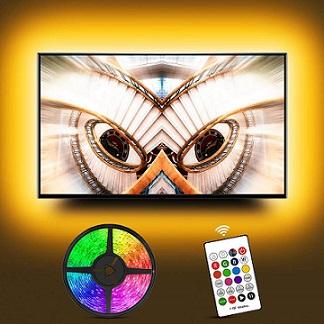 Hiromeco LED TV bias Lighting