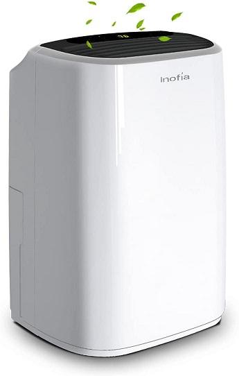 Inofia 1500 Sq.Ft Dehumidifier