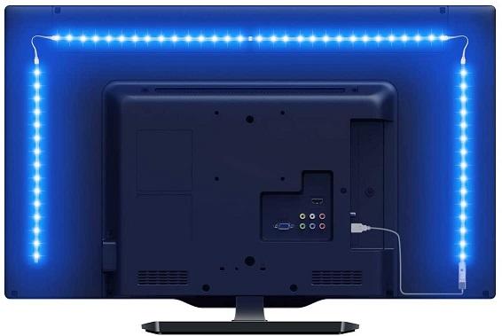 LE LED TV bias Lighting