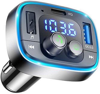 LIHAN Car Bluetooth Transmitter