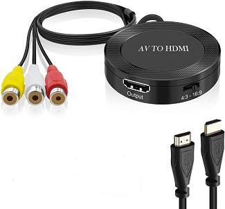 Laboen Wii to HDMI Converter