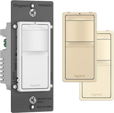 Legrand radiant Motion Sensor Light Switch