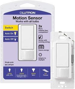 Lutron Maestro Motion Sensor Light Switch