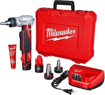 MILWAUKEE'S 2432-22 M12 Pex Expander Tool
