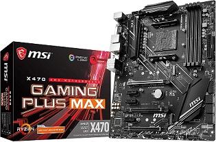 MSI AMD X470 AM4 Motherboard