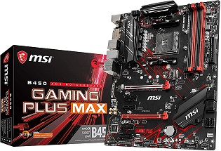 MSI Performance Gaming AMD AM4 Motherboard