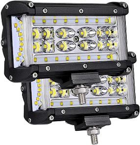Moso LED 5-Inch Led Pods