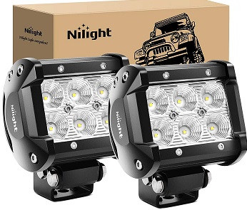 Nilight 4-Inch Led Pods