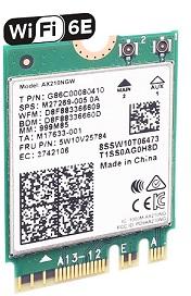 OKN AX210 M.2 Wi-Fi Card