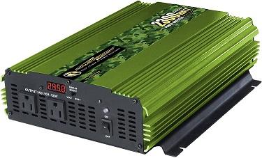 POWER BRIGHT 2300W Power Inverter