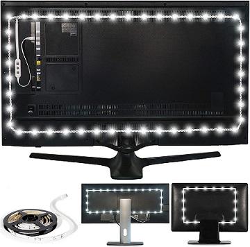 Power Practical LED TV bias Lighting