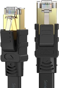 Senetem Cat 8 Ethernet Cable