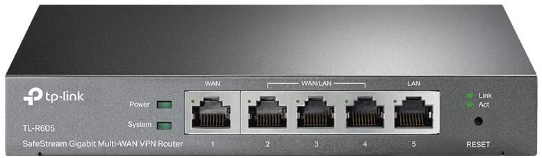 TP-Link Multi-WAN Wired VPN Router