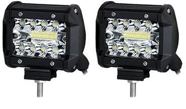 Turboo 4-Inch Led Pods
