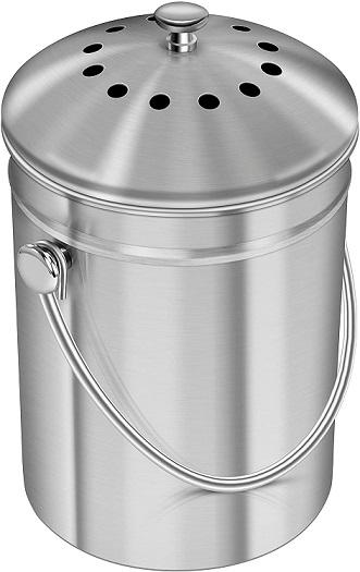 Utopia Kitchen Countertop Compost Bin