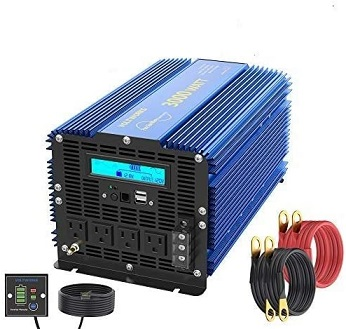 VOLTWORKS 3000W Power Inverter