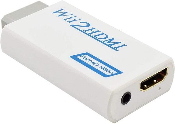 Vergissm Wii to HDMI Converter