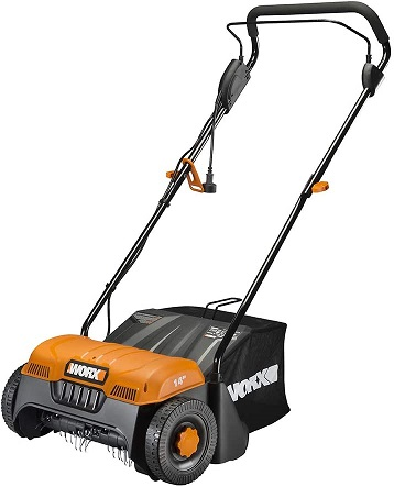 WORX WG850 Lawn Dethatcher